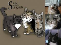 Mijn huisdieren naar illustratie