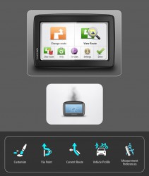 TomTom Iconography