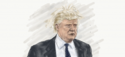 Donald Trump #fakehair