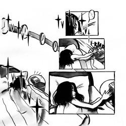 Pagina uit de strip Parallel