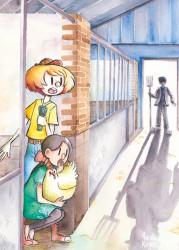 Illustratie serie Detective Bureau
