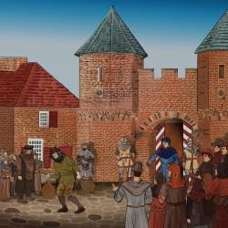 Illustratie Noordhoff