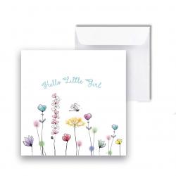 bloemen, veldboeket