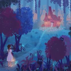 Het boshuis