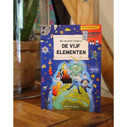 Stripboek voor kinderen in opdracht van het Gelders Geologisch Museum