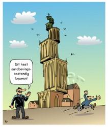 Aardbevingsbestendig Bouwen