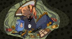 Beppe har taske - Kort verhaal - Full page