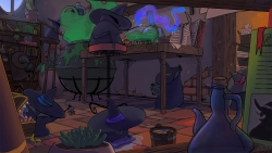 Persoonlijk werk - Witches Workplace
