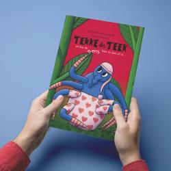 Boekcover kinderboek