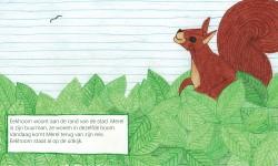 Het grote avontuur van Eekhoorn