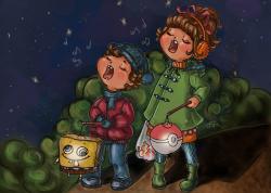 Kinderillustratie