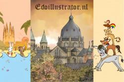 Edo Illustrator Maastricht